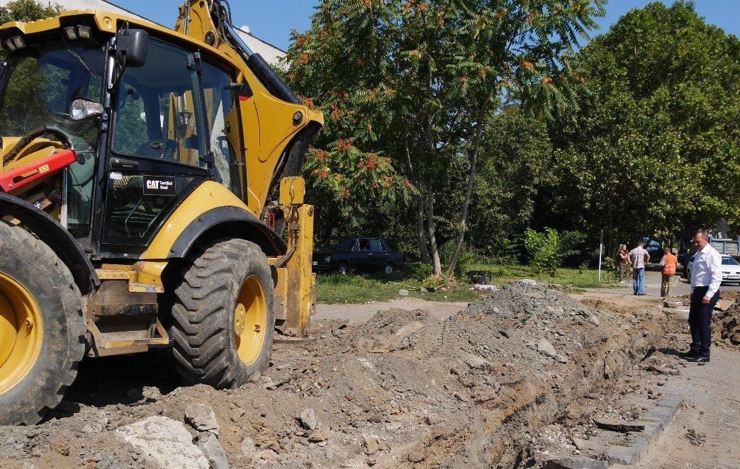 В Ужгороді ремонтують аварійний водогін за 4,3 мільйонів гривень: фото, фото-5