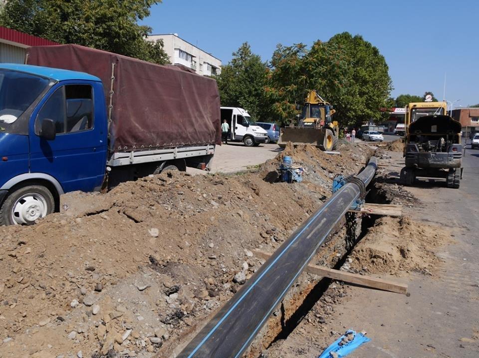 В Ужгороді ремонтують аварійний водогін за 4,3 мільйонів гривень: фото, фото-3