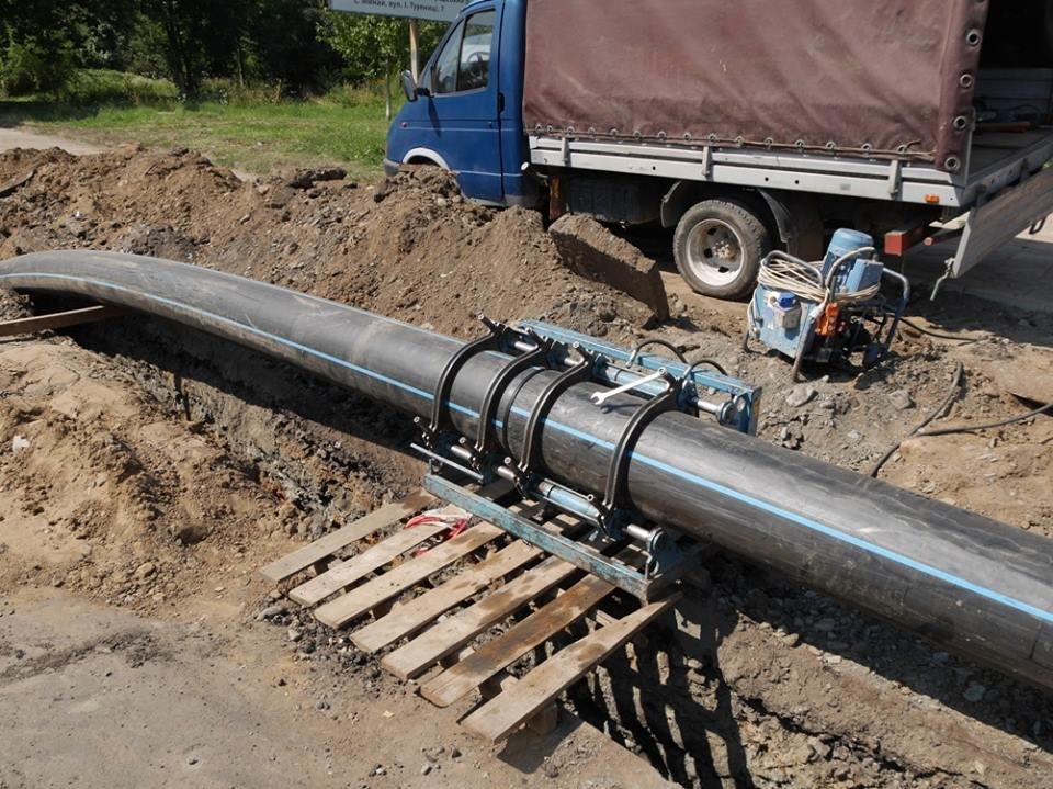 В Ужгороді ремонтують аварійний водогін за 4,3 мільйонів гривень: фото, фото-4