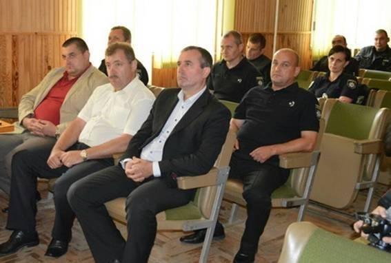 У Виноградові та Іршаві - нові керівники відділень поліції: фото, фото-2