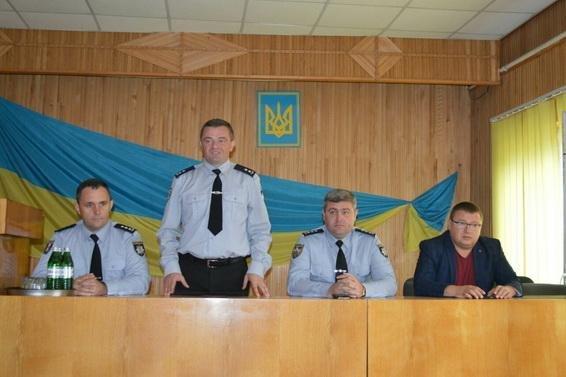 У Виноградові та Іршаві - нові керівники відділень поліції: фото, фото-1