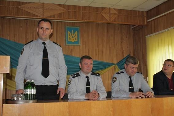 У Виноградові та Іршаві - нові керівники відділень поліції: фото, фото-3