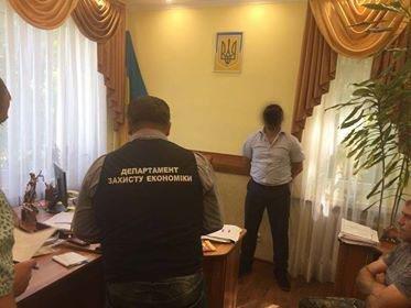 У Мукачеві затримали на хабарі у 8 тисяч суддю та посадовця пенсійного фонду: фото, фото-1