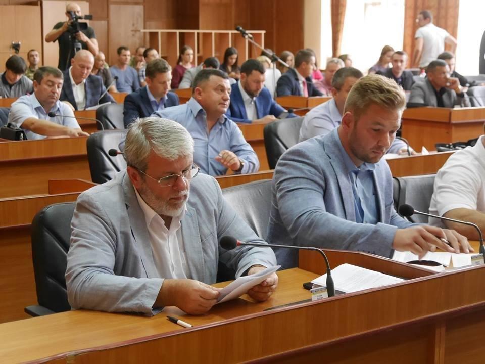 Сесія в Ужгороді: новий заступник Андріїва, почесні громадяни і земля військовим (ФОТОРЕПОРТАЖ), фото-7