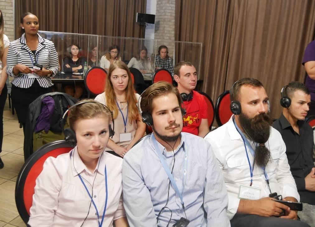 Сьогодні в Ужгороді на фестивалі виступатиме молодь із 4-х континентів (ФОТО), фото-2
