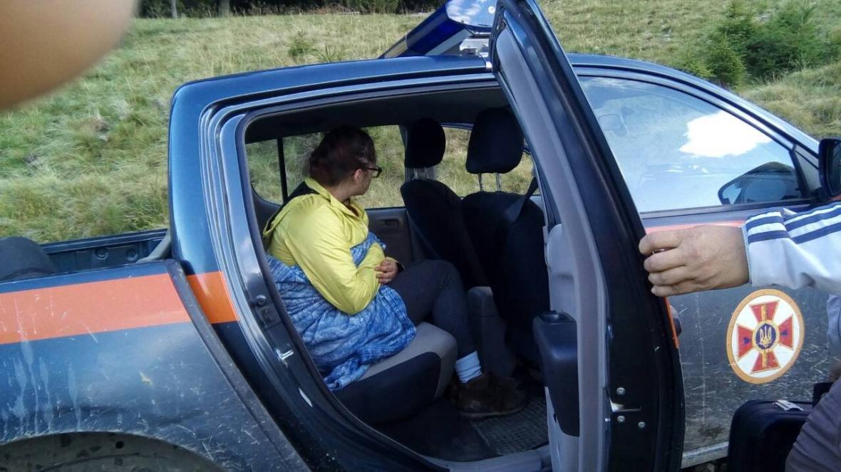 На Іршавщині 40-річного травмованого грибаря шукали 14 людей (ФОТО), фото-1