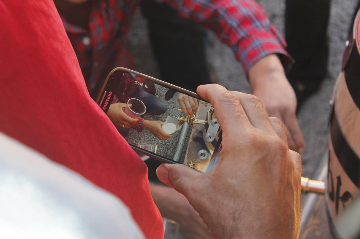 """Як у Мукачеві відкривали фестиваль """"Варишське пиво"""": фоторепортаж, фото-4"""