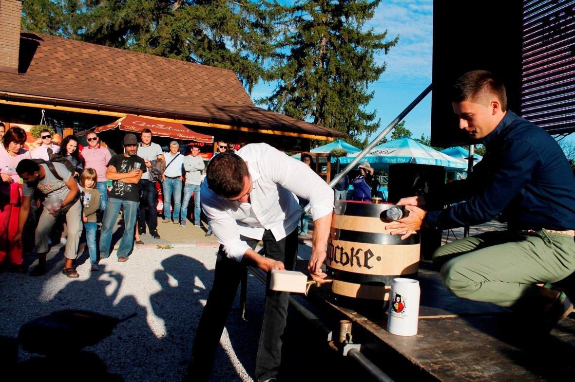 """Як у Мукачеві відкривали фестиваль """"Варишське пиво"""": фоторепортаж, фото-11"""
