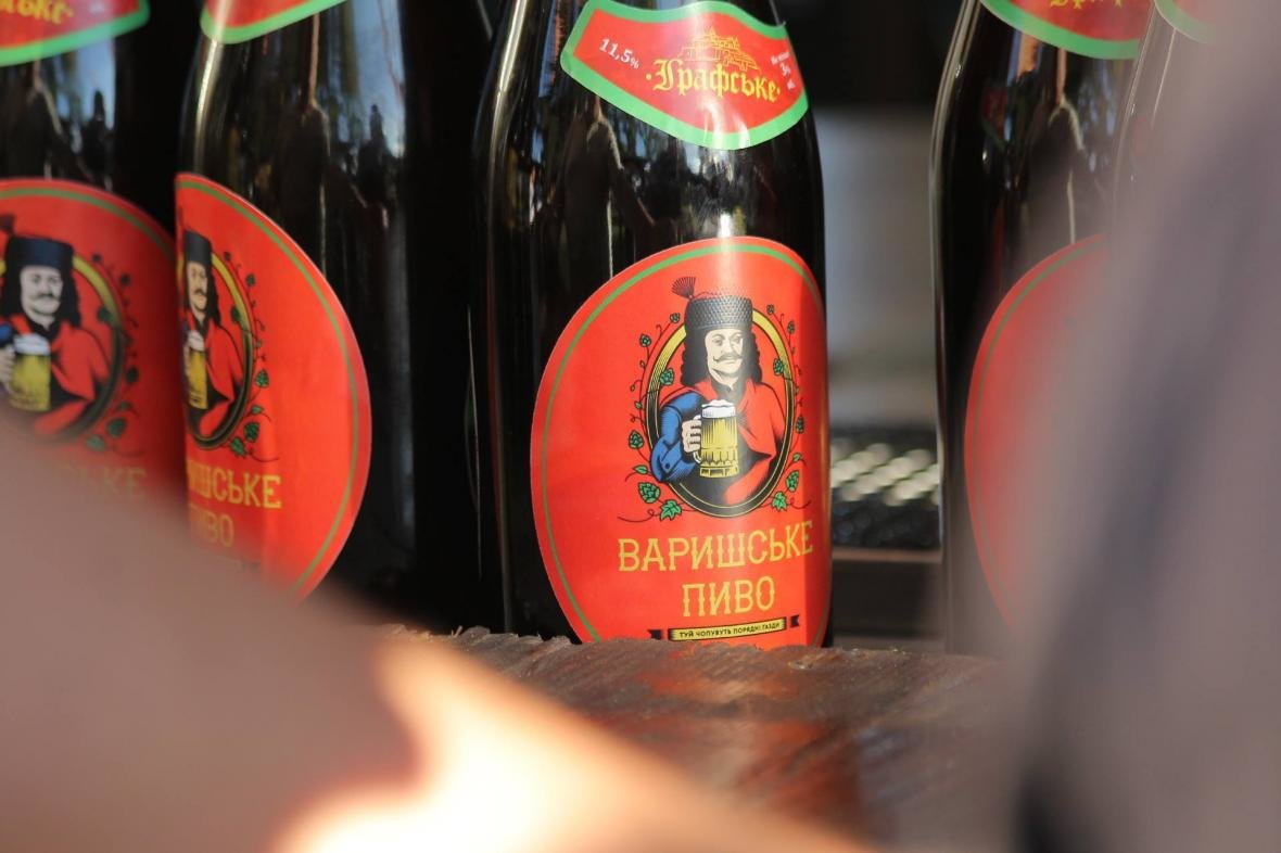 """Як у Мукачеві відкривали фестиваль """"Варишське пиво"""": фоторепортаж, фото-5"""