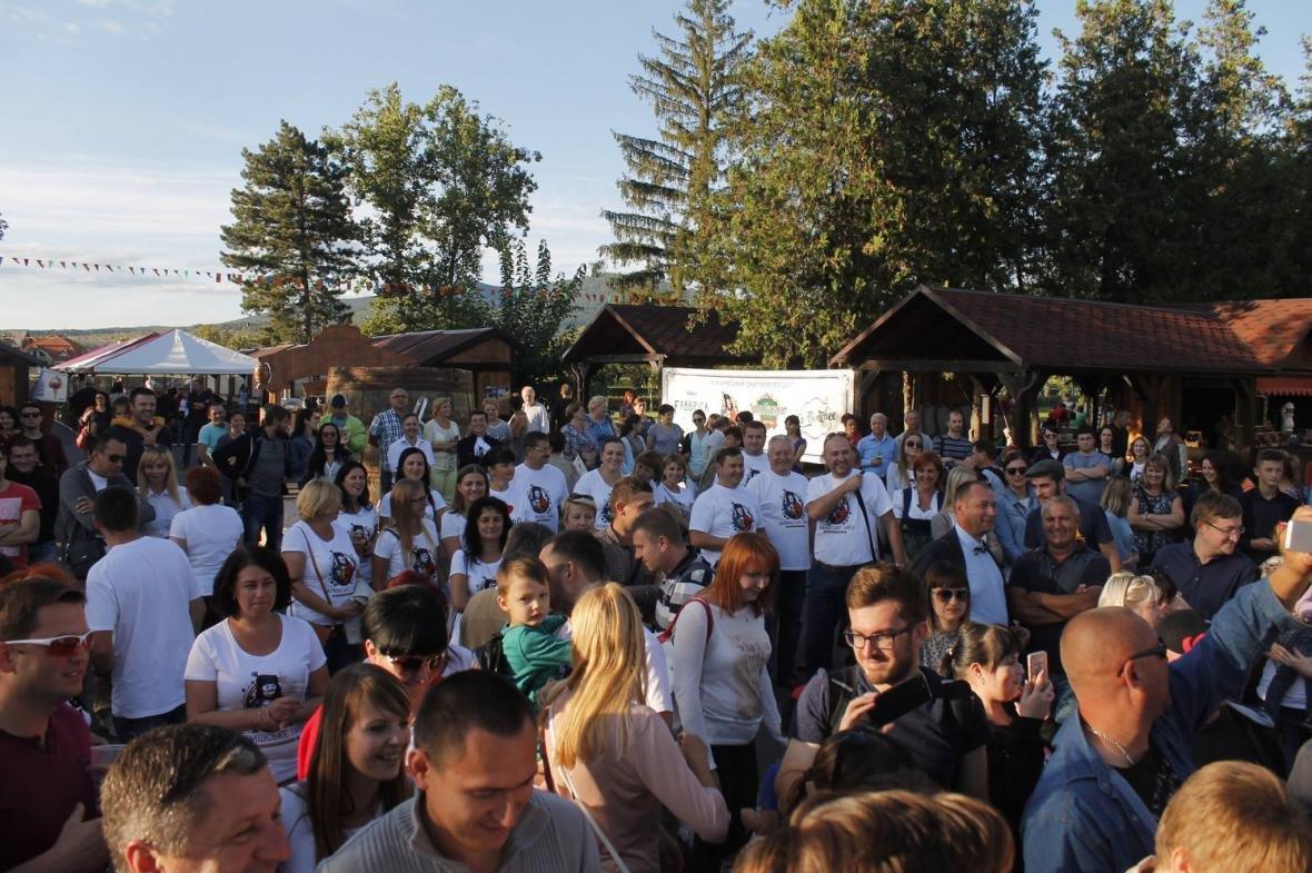 """Як у Мукачеві відкривали фестиваль """"Варишське пиво"""": фоторепортаж, фото-10"""