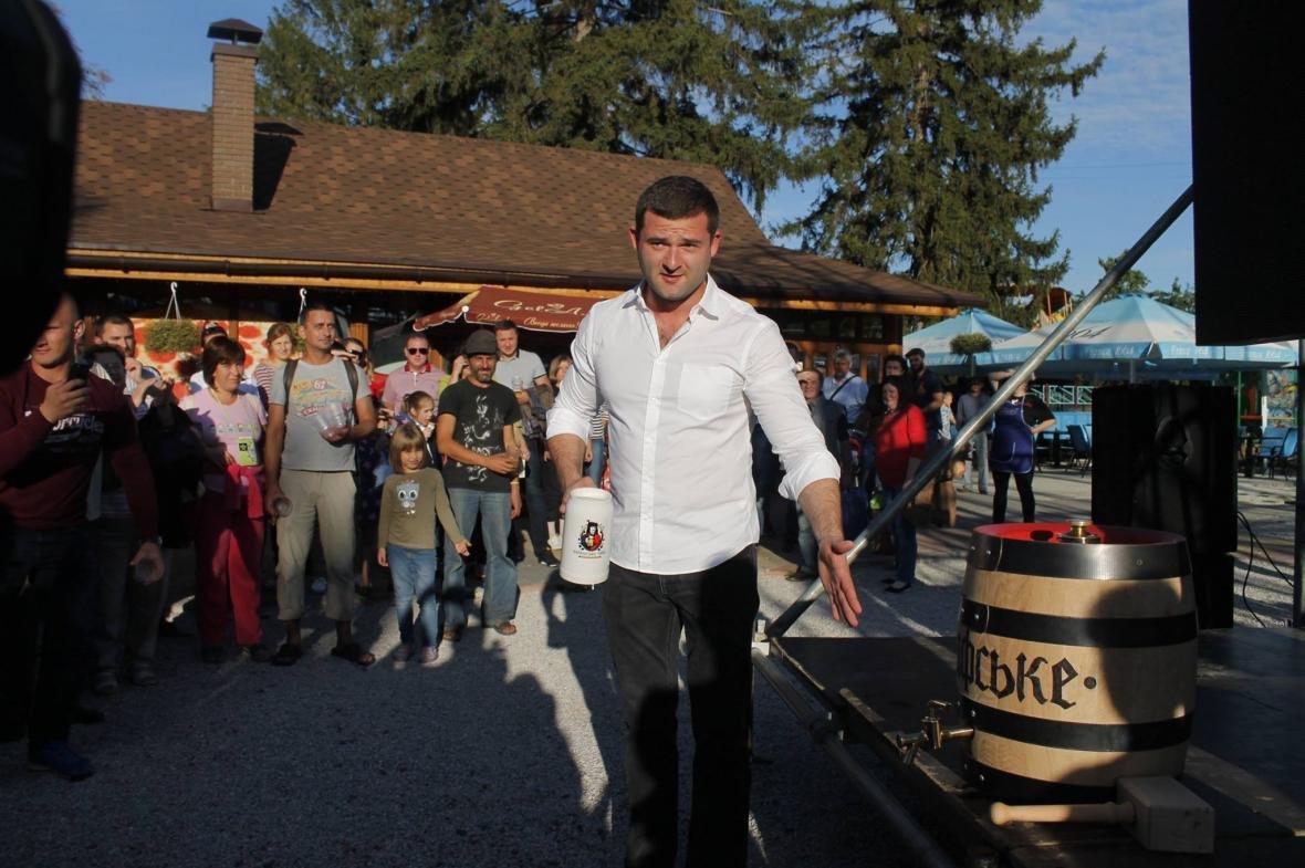 """Як у Мукачеві відкривали фестиваль """"Варишське пиво"""": фоторепортаж, фото-8"""