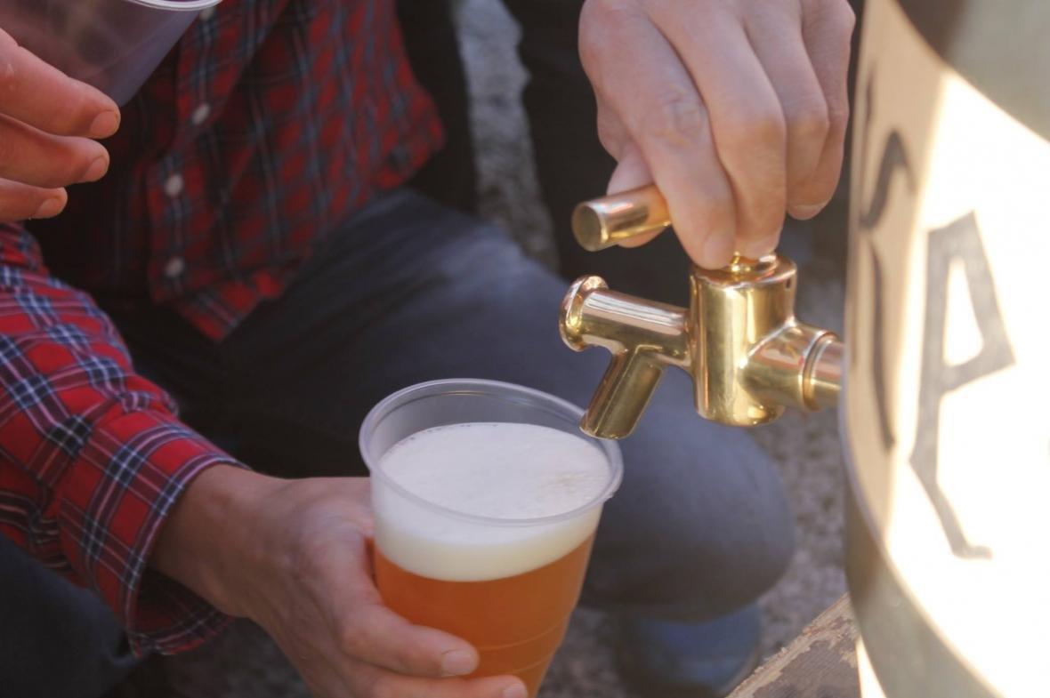 """Як у Мукачеві відкривали фестиваль """"Варишське пиво"""": фоторепортаж, фото-3"""