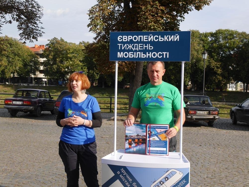 Тиждень мобільності в Ужгороді: 22 вересня для велосипедистів перекриють Л.Толстого, фото-1