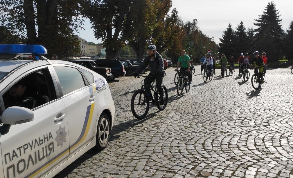 Тиждень мобільності в Ужгороді: 22 вересня для велосипедистів перекриють Л.Толстого, фото-2