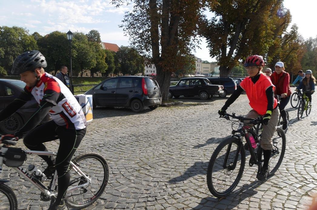 Тиждень мобільності в Ужгороді: 22 вересня для велосипедистів перекриють Л.Толстого, фото-3