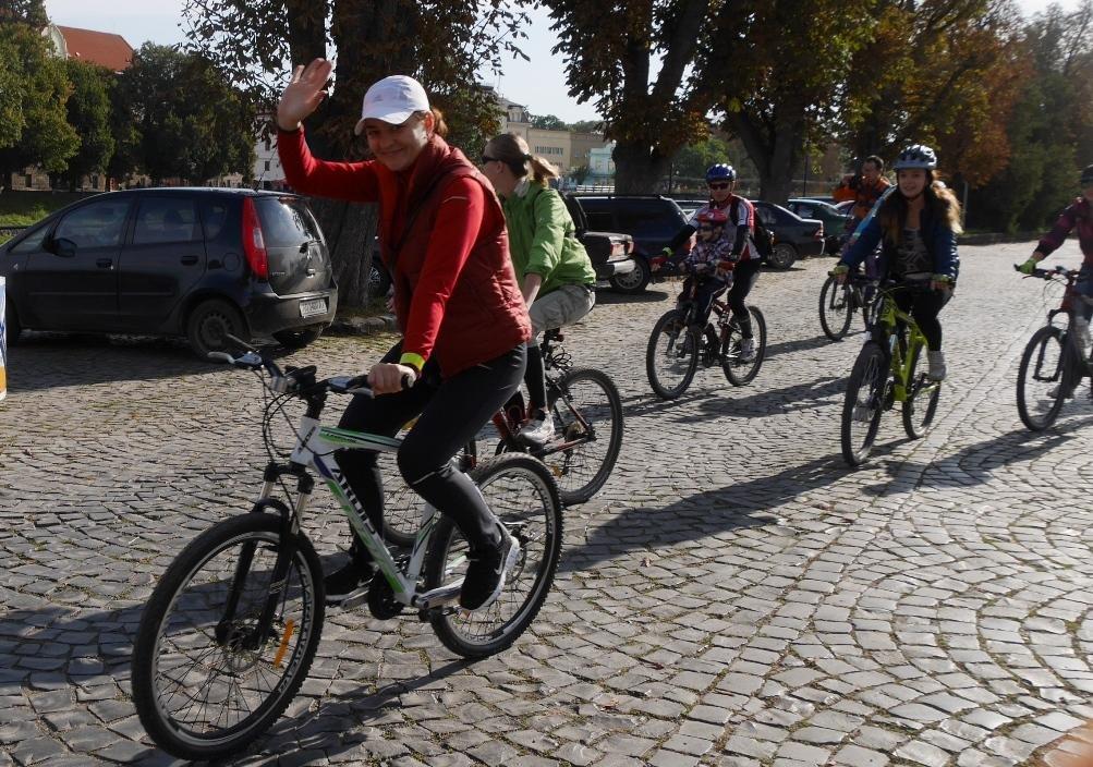 Тиждень мобільності в Ужгороді: 22 вересня для велосипедистів перекриють Л.Толстого, фото-6