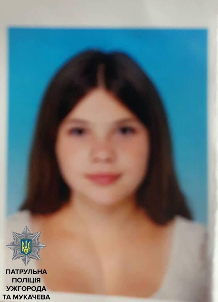Патрульні знайшли 14-річну втікачку з Мукачева: дівчина була на заправці у Чинадієві, фото-1