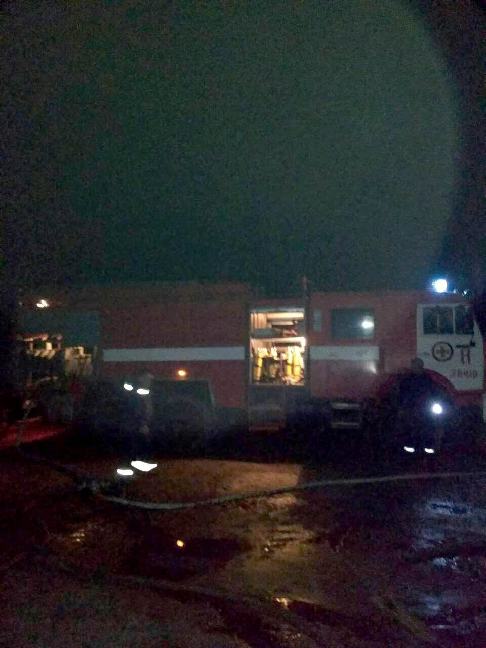 Згоріла вщент: рятувальники розповіли деталі пожежі на турбазі Тячівщині (ФОТО), фото-2