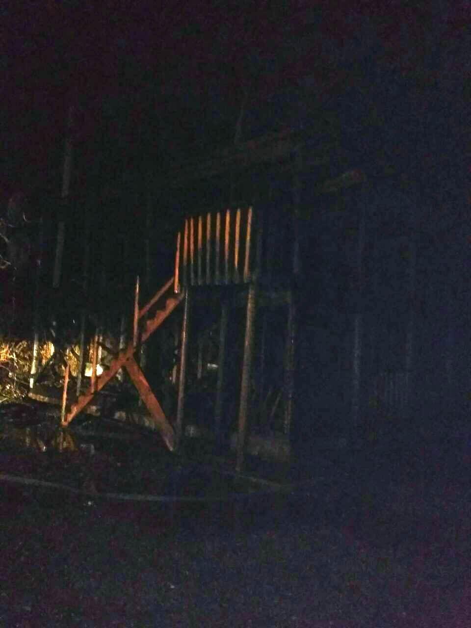 Згоріла вщент: рятувальники розповіли деталі пожежі на турбазі Тячівщині (ФОТО), фото-1