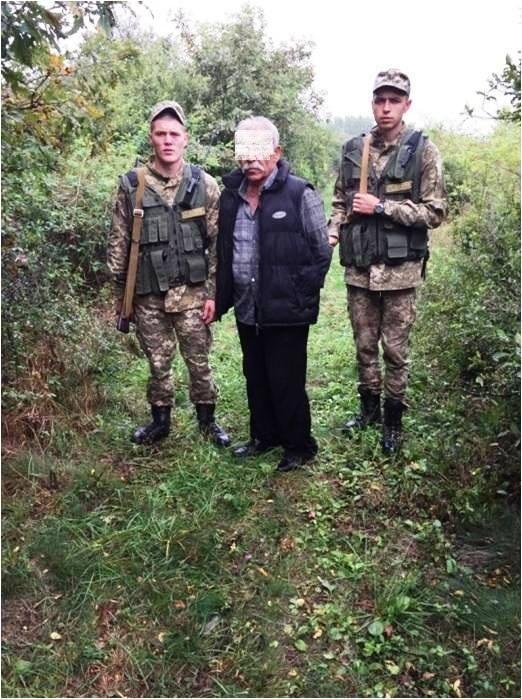 Як 56-річний турок хотів прорватися до Угорщини через закарпатських прикордонників: фото, фото-1