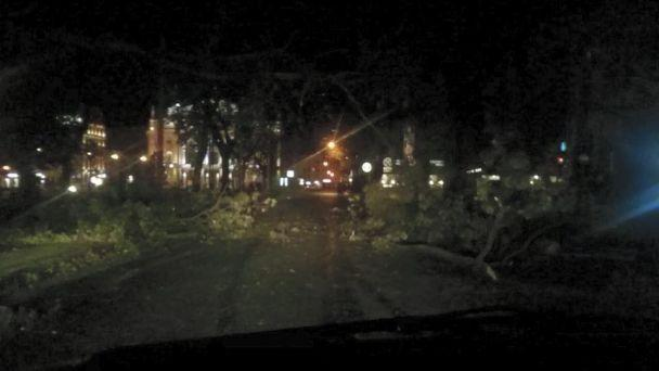 Вночі на Заході України пройшов потужний буревій: 18 населених пунктів Закарпаття - без світла (ФОТО), фото-2