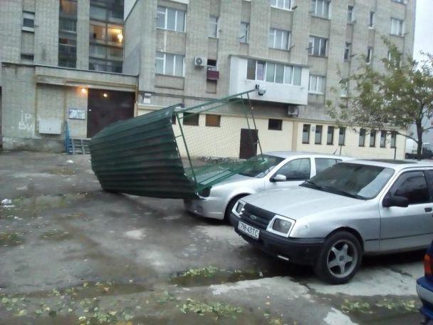 Вночі на Заході України пройшов потужний буревій: 18 населених пунктів Закарпаття - без світла (ФОТО), фото-5
