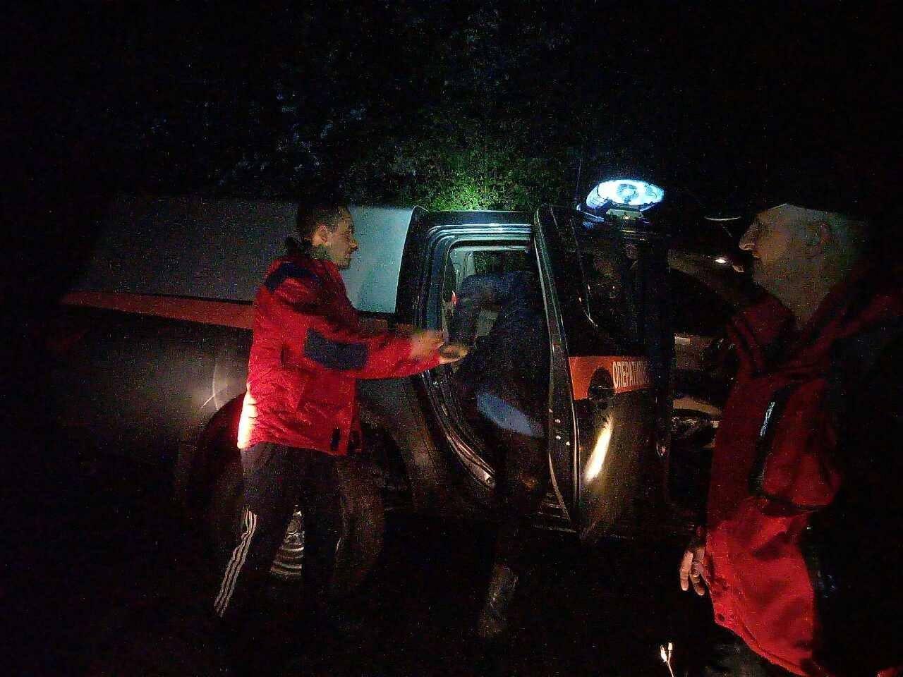 У лісі на Перечинщині під час збору грибів зникла 50-річна ужгородка: жінка серед ночі блукала лісом (ФОТО), фото-1