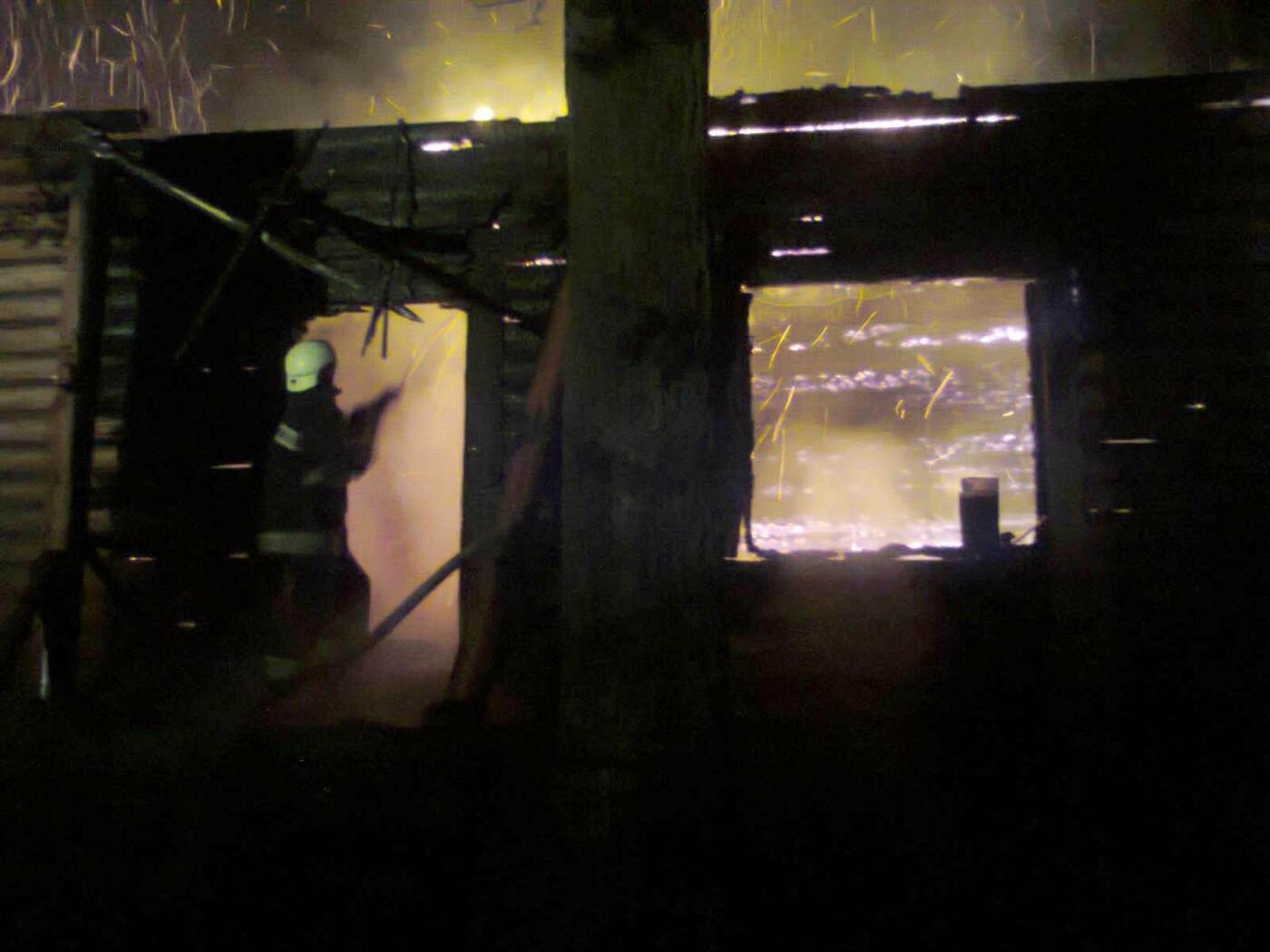 На Великоберезнянщині двічі за добу гасили масштабні пожежі: фото, фото-2