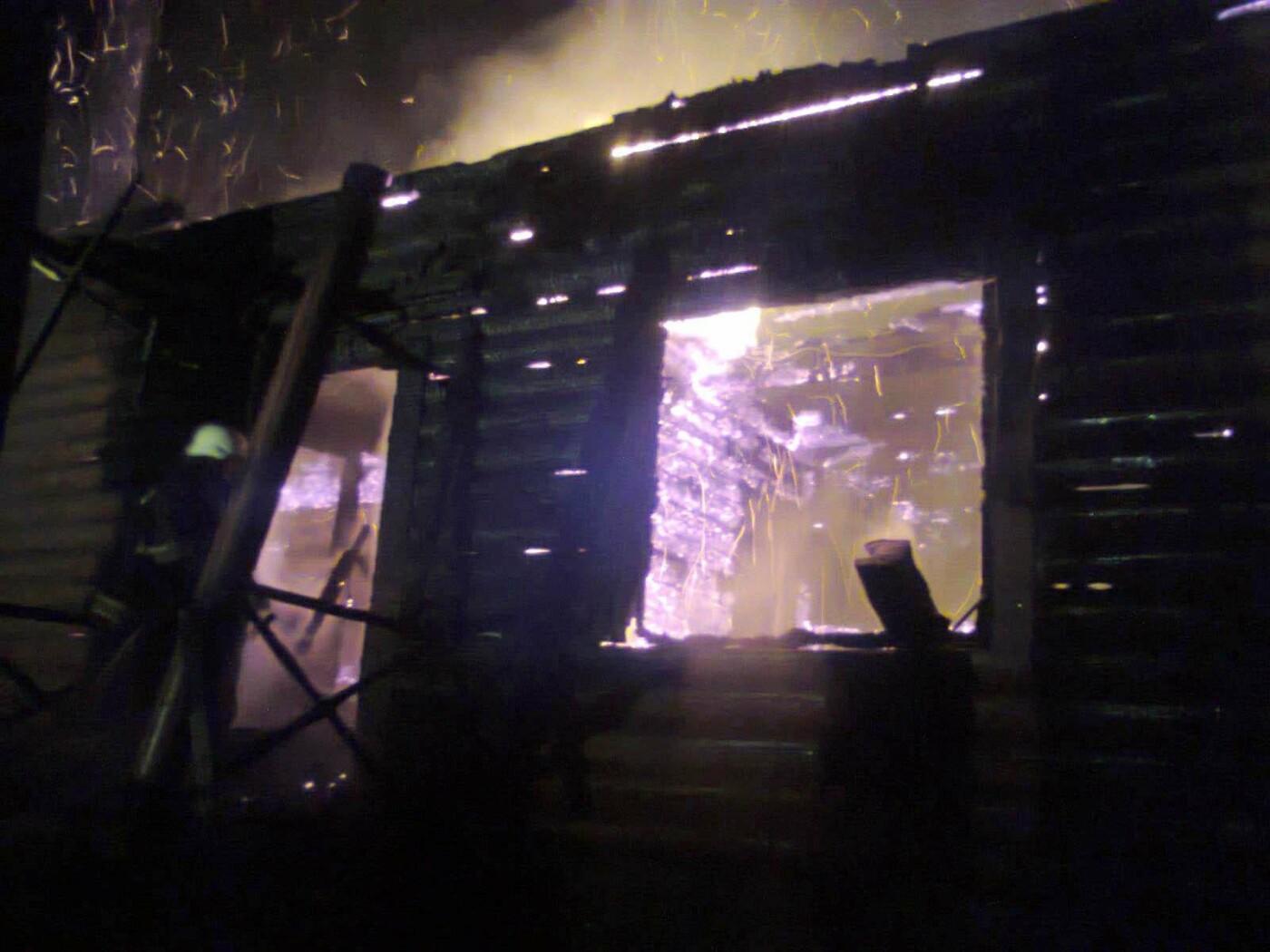 На Великоберезнянщині двічі за добу гасили масштабні пожежі: фото, фото-1