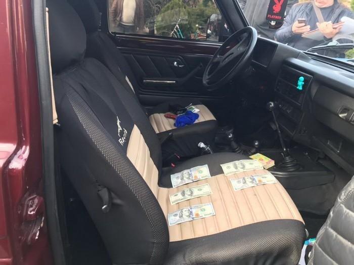 На Закарпатті СБУ повідомила деталі затримання на хабарі керівника відділу поліції: фото, фото-1