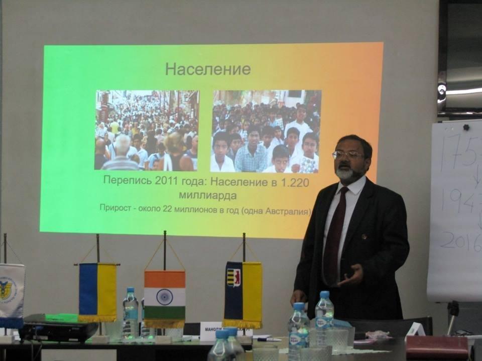 Візит індійського посла Бхарті в Ужгород: більше іноземних студентів та експорт на мільярди (ФОТО), фото-4
