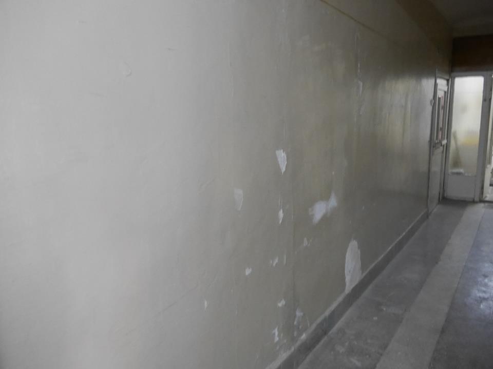 В ужгородській лікарні на БАМі  розпочався капремонт: фото, фото-3