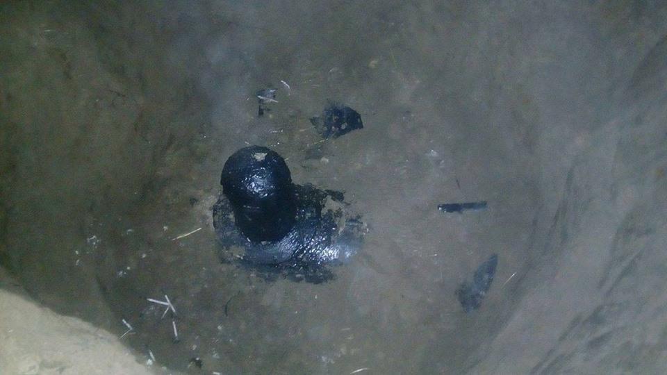 Біля Ужгорода знайшли незаконну врізку в нафтопродуктопровід: фото, фото-3