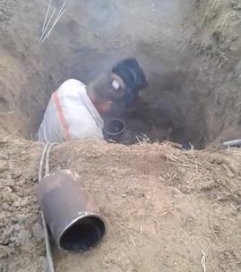 Біля Ужгорода знайшли незаконну врізку в нафтопродуктопровід: фото, фото-4