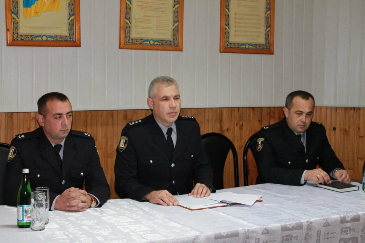 На Закарпатті призначили нових начальників 2-х районних відділень поліції: фото, фото-2
