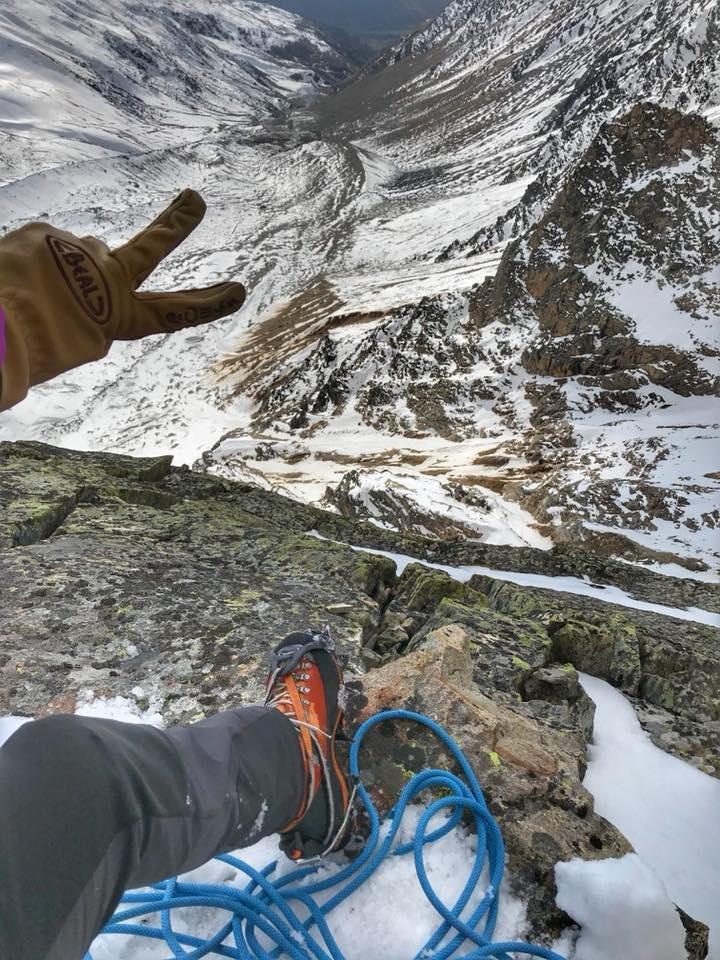 """Закарпатка Ірина Галай, яка минулоріч піднялась на Еверест, підкорила """"гору-вбивцю"""" у Грузії: фото, фото-1"""