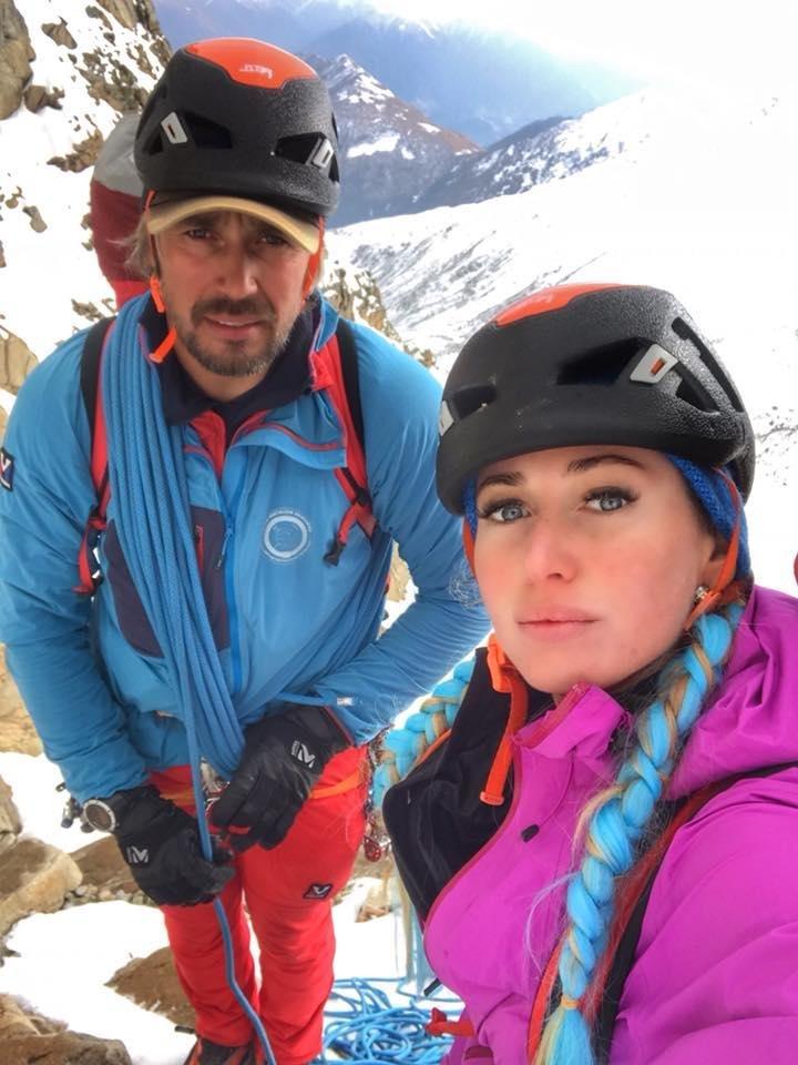 """Закарпатка Ірина Галай, яка минулоріч піднялась на Еверест, підкорила """"гору-вбивцю"""" у Грузії: фото, фото-4"""