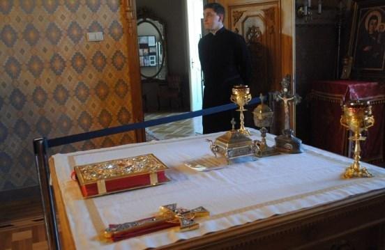В Ужгороді усі охочі могли побачити відновлені приміщення резиденції єпископів: фото, фото-2