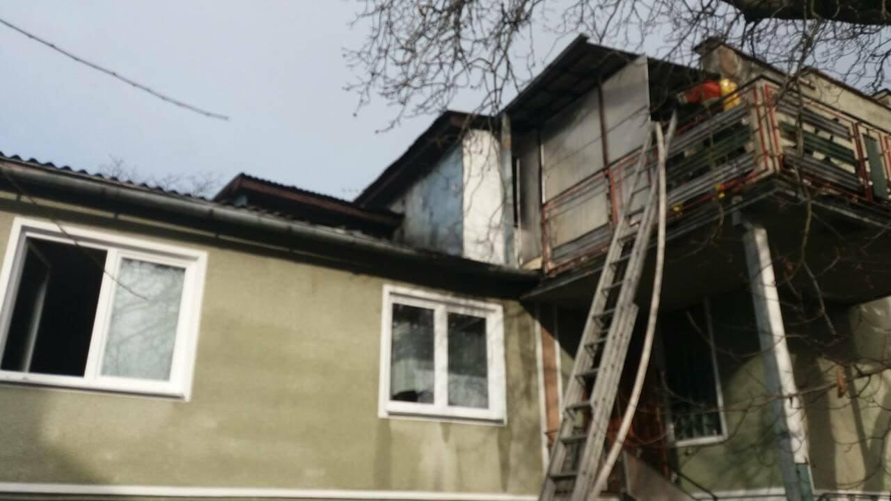 У Хусті пожежа знищила майно 73-річного пенсіонера: фото, фото-3