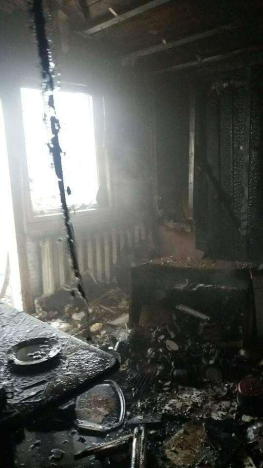У Хусті пожежа знищила майно 73-річного пенсіонера: фото, фото-5