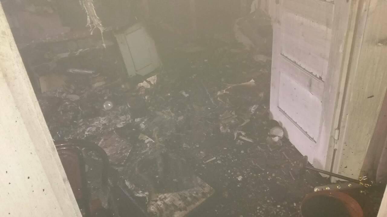 У Хусті пожежа знищила майно 73-річного пенсіонера: фото, фото-4