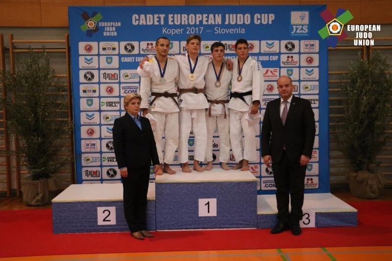 Ужгородець здобув «золото» Кубку Європи з дзюдо: фото, фото-2