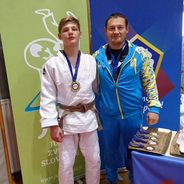 Ужгородець здобув «золото» Кубку Європи з дзюдо: фото, фото-3