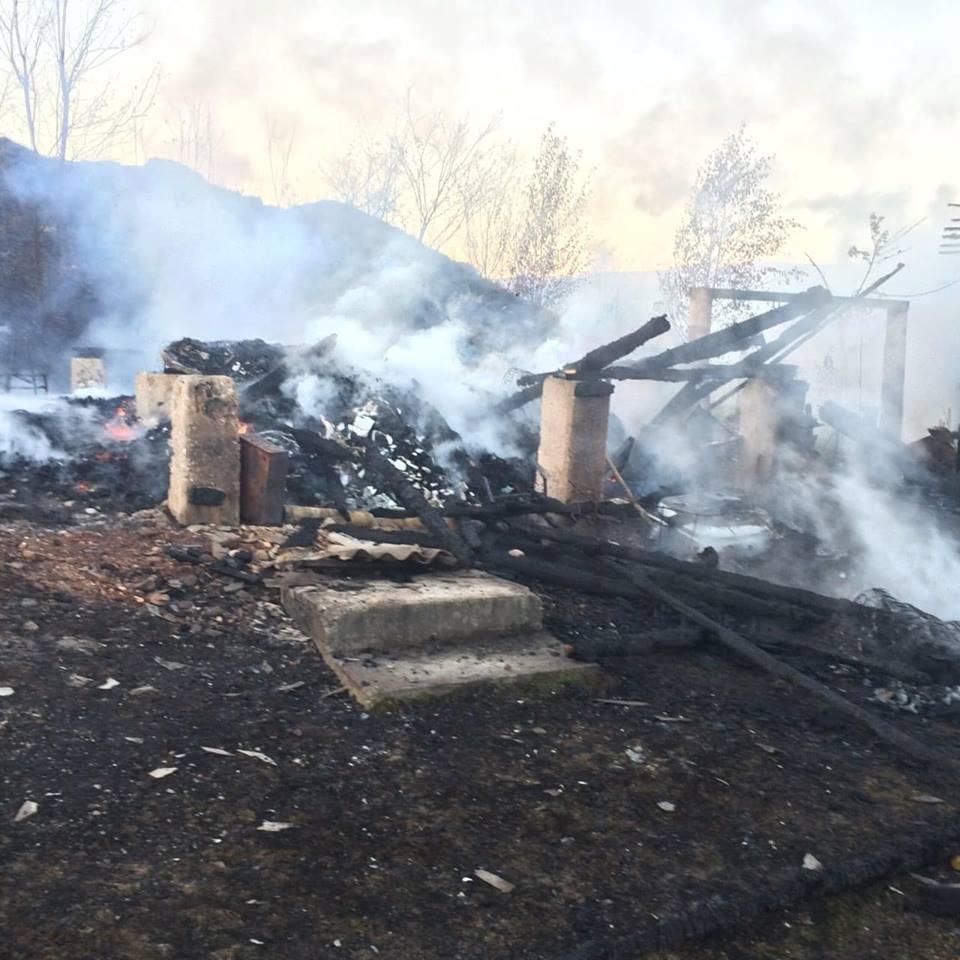 Масштабна пожежа на базі відпочинку на Тячівщині: 2 години ліквідації та 4 зруйнованих котеджі (ФОТО), фото-6