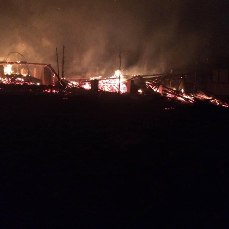Масштабна пожежа на базі відпочинку на Тячівщині: 2 години ліквідації та 4 зруйнованих котеджі (ФОТО), фото-2