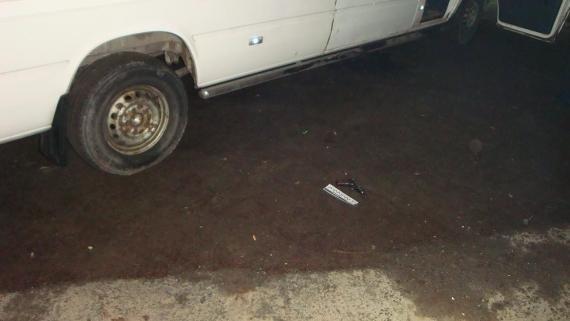 Стрілянина на сільській дискотеці на Рахівщині: поліція затримала хулігана і показала фото із місця події, фото-2