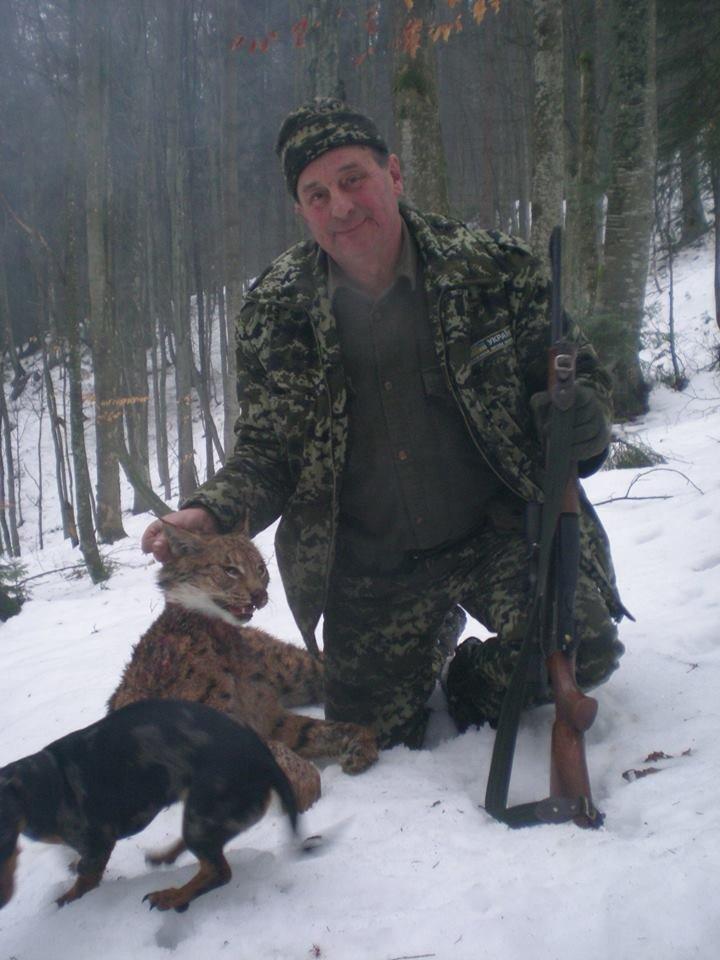 """Вбив """"червонокнижних"""" рись й тетерука: на Закарпатті лісівника-браконьєра відсторонили від посади, фото-1"""