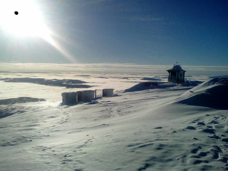Зимова казка на закарпатській горі Піп Іван: сніг, сонце та мороз (ФОТО), фото-1