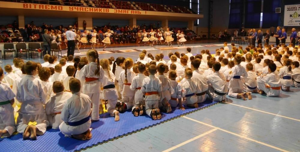 В Ужгороді  стартував  IX Міжнародний та відкритий чемпіонат Закарпаття з кіокушінкай карате: фото, фото-5