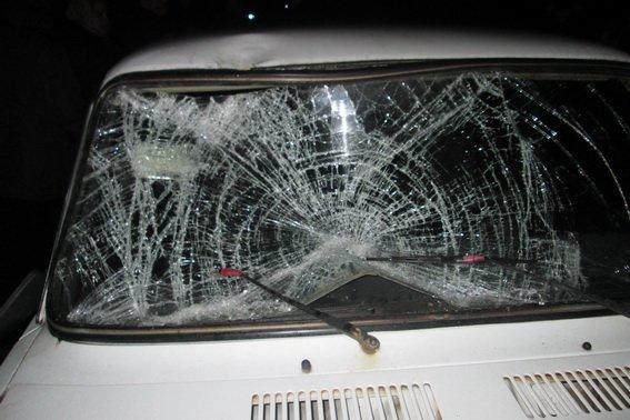 """Смертельна ДТП на Тячівщині: водій на """"Жигулях"""" збив чоловіка, який перебігав дорогу (ФОТО), фото-1"""